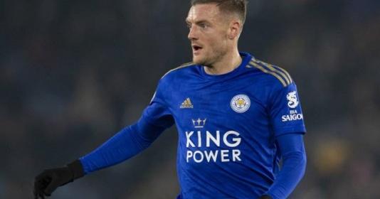 Jamie Vardy đi vào lịch sử Leicester City | Bóng Đá