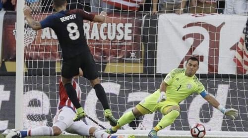 Cập nhật kết quả, BXH Copa America (12.6): Mỹ vào tứ kết, Colombia thua trận | Bóng Đá