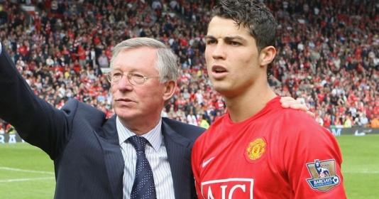 """Vidic: """"Ronaldo không vui khi Sir Alex làm điều đó với cậu ấy"""""""