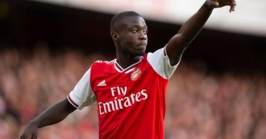 Vì sao Arsenal mua Nicolas Pepe thay vì Wilfried Zaha?   Bóng Đá