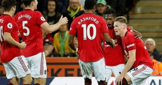 Fan Man Utd ngất ngây vì lần đầu từ tháng 8 Quỷ đỏ ghi hơn 1 bàn | Bóng Đá