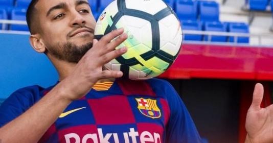 Trang chủ Barca công bố phi vụ kép với Juventus | Bóng Đá
