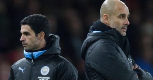 Man City bị UEFA cấm, Arteta tiết lộ điều đã làm với Pep Guardiola | Bóng Đá
