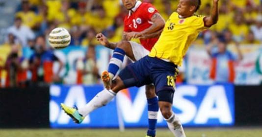 Chơi áp đảo, Colombia vẫn bị Chile cầm hòa không bàn thắng   Bóng Đá