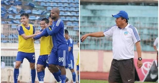Hành quân lên Gia Lai sớm, Quảng Nam FC quyết lên đỉnh V-League