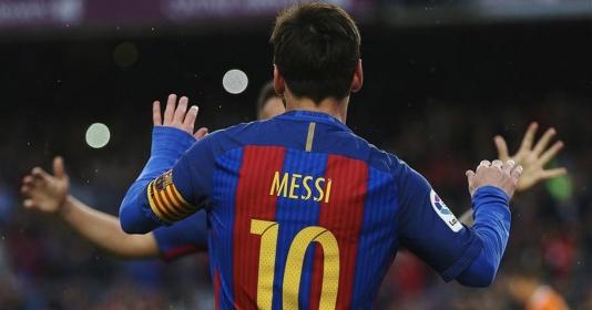 BBC bỗng chốc thu bé lại, chỉ bằng một Messi
