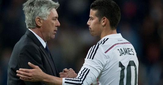 Tương lai James Rodriguez: Giấc mơ Bayern, hiện thực Man Utd