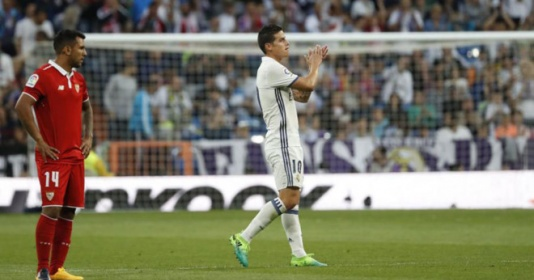 "Tờ AS: ""99% James Rodriguez chia tay Real Madrid"""