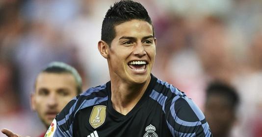 Điểm tin chiều 16/05: M.U chốt phương án James Rodriguez; Tình tiết mới vụ Coutinho