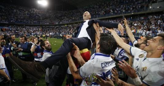 10 bằng chứng cho thấy Zidane không hề 'ăn may' ở Real Madrid