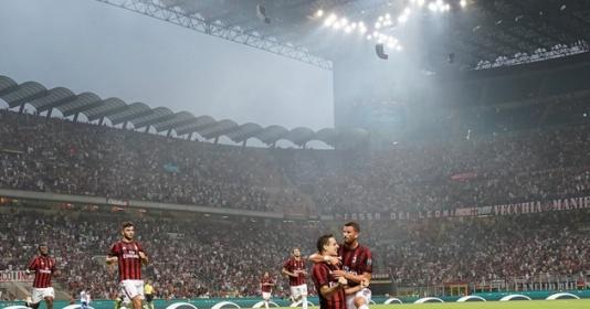AC Milan và Everton cùng rủ nhau đi tiếp tại sân chơi Europa League | Bóng Đá