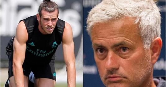 Gareth Bale: Hạ MU để lấy lòng Mourinho | Bóng Đá