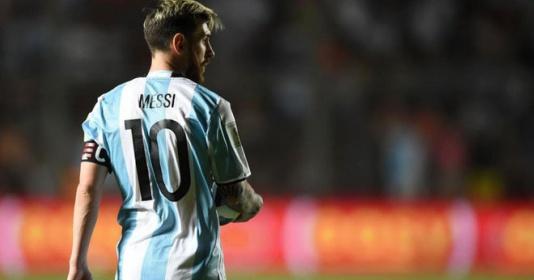 Vòng loại World Cup 2018 khu vực Nam Mỹ: Argentina dễ bị loại | Bóng Đá