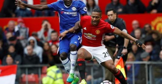 Man United có nguy cơ mất Valencia ở trận đấu với Chelsea | Bóng Đá