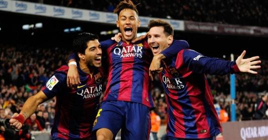 Messi, Suarez, Neymar: Khởi nguồn tam tấu siêu đẳng | Bóng Đá