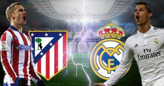 02h45 ngày 19/11, Atletico Madrid vs Real Madrid:Trận chiến sống còn | Bóng Đá