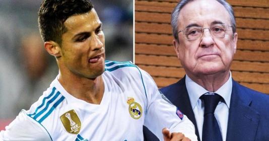 Ronaldo tiến cử 3 ngôi sao với chủ tịch Perez | Bóng Đá