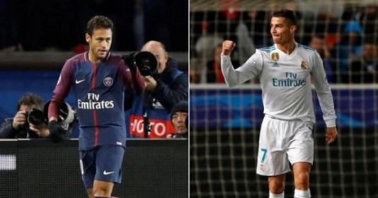 Ronaldo vs Neymar: Ai chạm tới kỷ lục khủng lượt trận cuối vòng bảng Champions League? | Bóng Đá