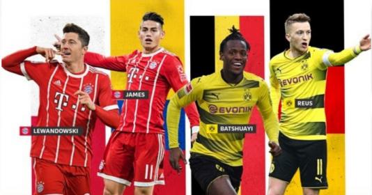 Bundesliga, nét chấm phá tuyệt vời cho World Cup