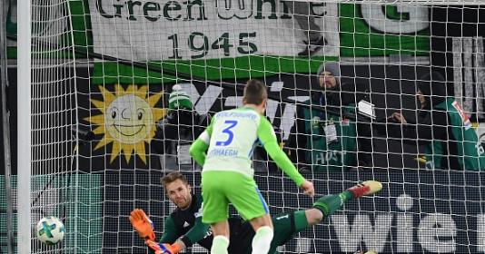 """Wolfsburg cùng Schalke """"bắt tay nhau"""", Bayern chưa thể lên ngôi sớm"""