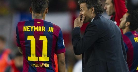 Neymar ra mặt, tự đề cử HLV cho PSG