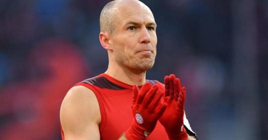 NÓNG: Arjen Robben tính giải nghệ?