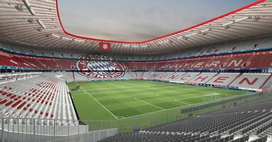 """Bayern lên kế hoạch biến Allianz Arena thành """"thánh đường"""""""
