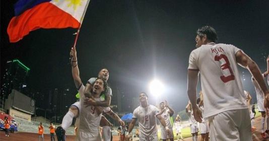 Tuyển Philippines muốn gây sốc như Iceland tại Asian Cup 2019 | Bóng Đá