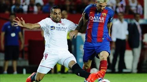 Muốn thắng Sevilla, Barcelona phải chờ Messi
