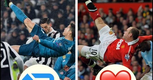Những sự trùng khớp đầy thú vị ở trận Real vùi dập Juve | Bóng Đá