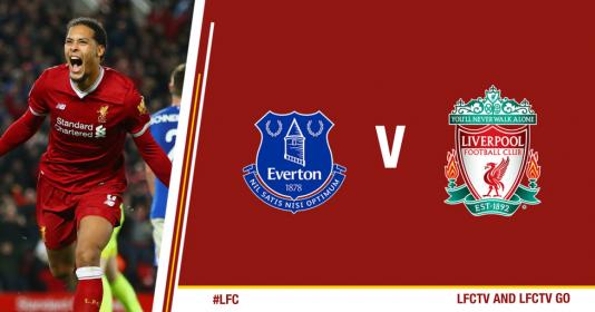 TRỰC TIẾP Everton vs Liverpool | Bóng Đá