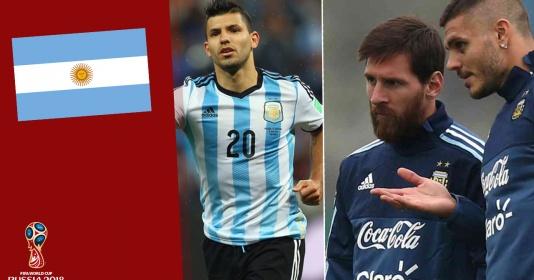 Đội hình ĐT Argentina tham dự World Cup 2018  | Bóng Đá