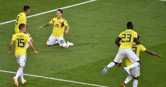 5 cầu thủ chơi ấn tượng và tệ hại nhất ở trận đấu Colombia vs Senegal | Bóng Đá