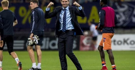 Gerrard giúp Rangers nuôi tiếp hy vọng ở Europa League | Bóng Đá