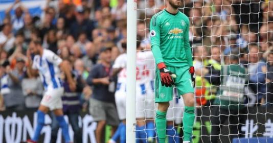 5 điểm nhấn Brighton 3-2 Man Utd: Thương De Gea; Fred không tốt như đồn thổi