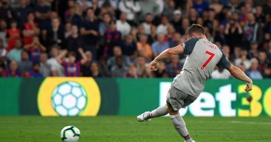Milner lại ghi bàn, tấm gương dành cho Messi