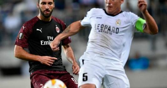 Bạn thân Messi tỏa sáng, AC Milan ra quân thắng lợi ở Europa League | Bóng Đá