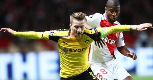 """02h00 ngày 04/10, Dortmund vs Monaco: """"Chốt hạ"""" bảng A?"""