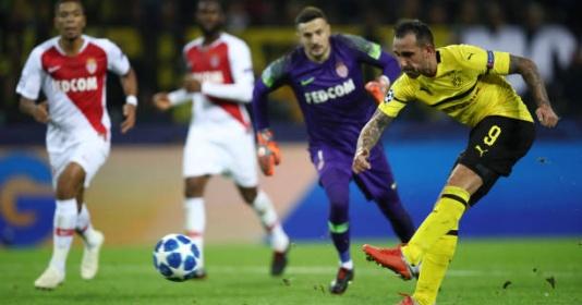 5 điểm nhấn Dortmund 3-0 Monaco: Nghịch lý Á quân World Cup; Monaco chỉ còn là cái tên