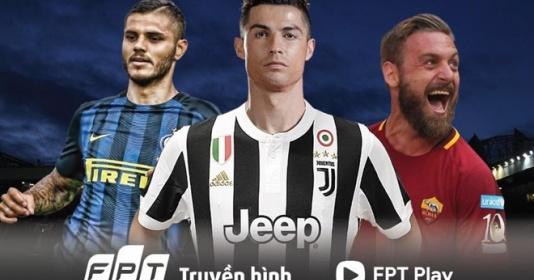 Xem trực tiếp Serie A tiện lợi nhất ở đâu? | Bóng Đá