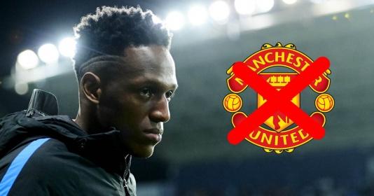Yerry Mina chính thức lên tiếng về việc từ chối đến Man Utd   Bóng Đá