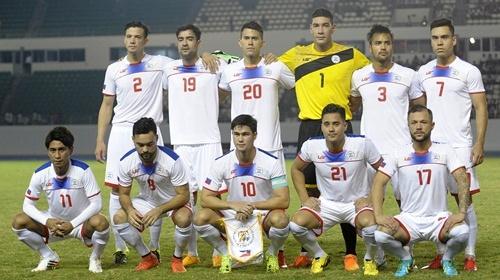 ĐT Philippines sở hữu đội hình đắt nhất tại AFF Cup 2018 | Bóng Đá