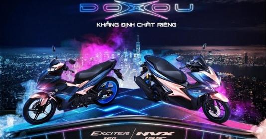 Yamaha gây ấn tượng với NVX & Exciter phiên bản Doxou, khuấy động mùa mua sắm cuối năm | Bóng Đá