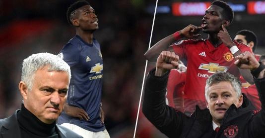 Solskjaer đã cải tiến Man Utd như thế nào so với thời Mourinho? | Bóng Đá