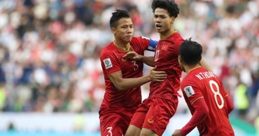 Phát sốt với thống kê của Việt Nam sau 90 phút đấu Jordan | Bóng Đá