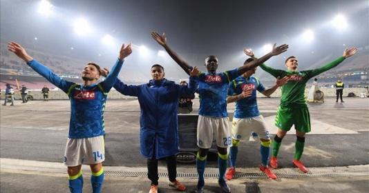 Nhẹ nhàng đánh bại Zurich, Napoli thẳng tiến tại Europa League