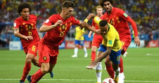 """Bất ngờ! """"Tử địch"""" Liverpool nhắm chiêu mộ """"đồng bạn"""" Fellaini"""
