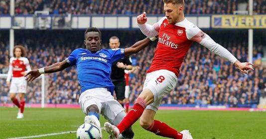5 điểm nhấn Everton 1-0 Arsenal: Pháo thủ thua ông già 36 tuổi, Top 4 căng như dây đàn | Bóng Đá