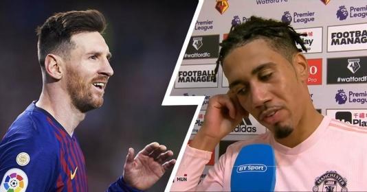 Quên  Paolo Smalini đi, Man Utd cần nhân tố X để ngăn chặn Messi | Bóng Đá