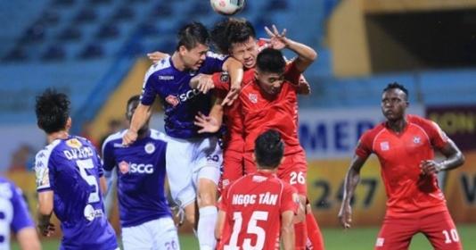 Nảy lửa 2 đầu bảng xếp hạng V-League